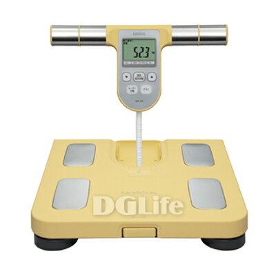 HBF-370 OMRON 歐姆龍體重體脂計 體脂肪計(黃色) HBF370