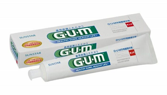 日本製GUM護牙周病牙膏草本薄荷155g