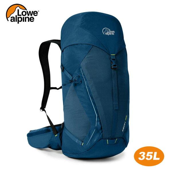LowealpineAEON35FTE-65-35健行多功能背包(35L)城市綠洲(後背包、登山背包、旅遊背包)