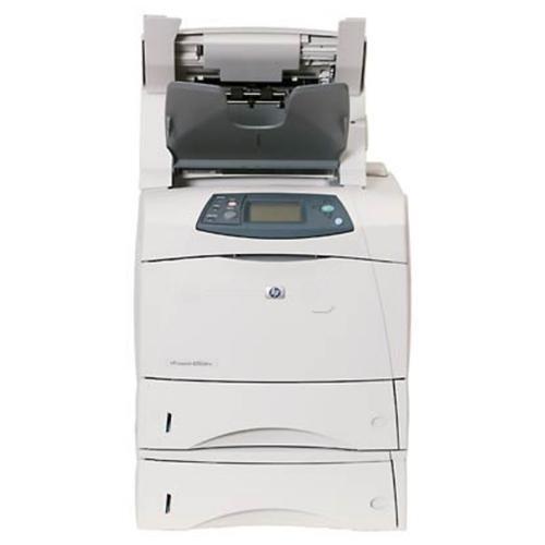HP LaserJet 4350dtnsl Monochrome Laser Printer 1