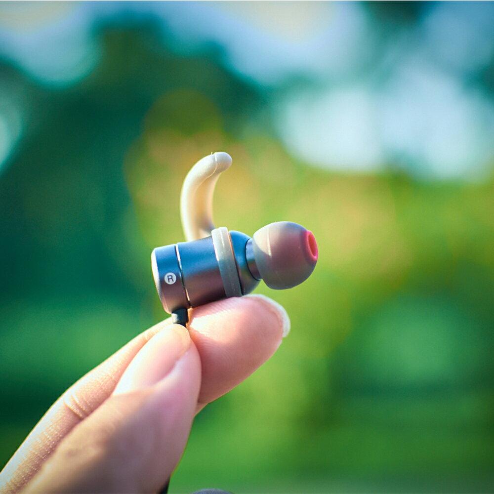 領券最高折800↘AUKEY EP-B67 aptX磁吸式藍牙運動耳機