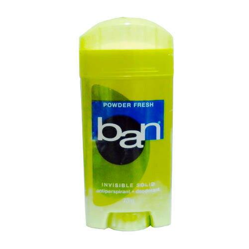 *優惠促銷*BAN 香膏爽身粉香 (藍)《康是美》