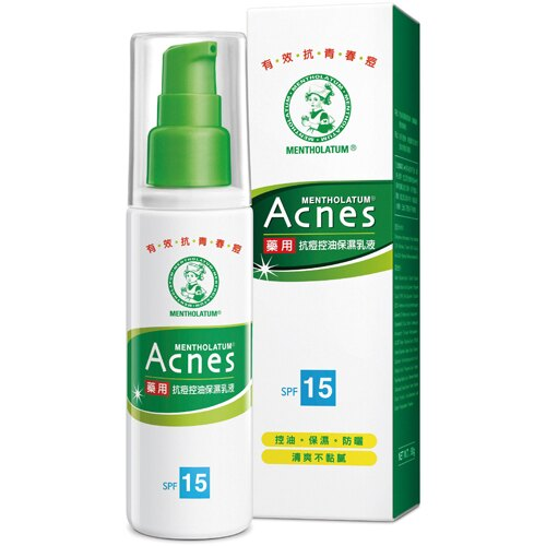 *任選2件75折*Acnes藥用抗痘控油保濕乳液80g《康是美》