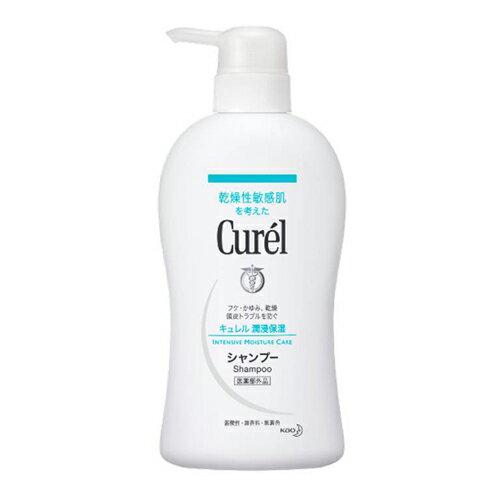 珂潤溫和潔淨洗髮精420ml《康是美》