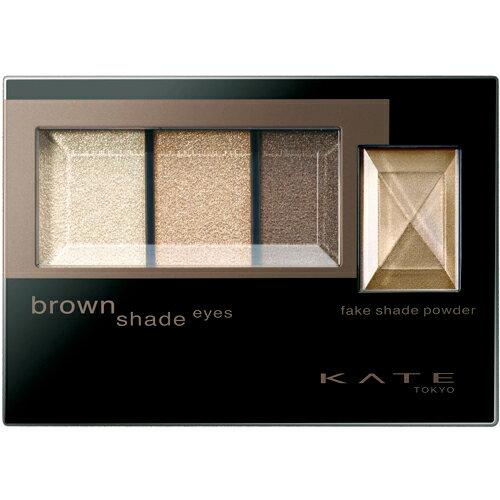 KATE凱婷3D棕影眼影盒BR-1 574268《康是美》