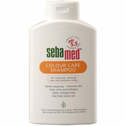 *優惠促銷*施巴5.5護色亮采洗髮乳《康是美》