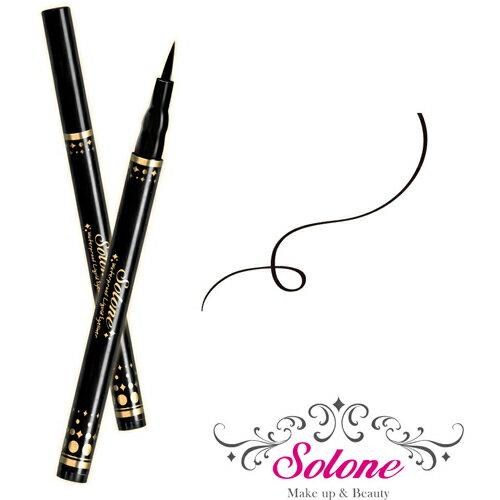 Solone7秒速乾激細防水眼線液筆《康是美》