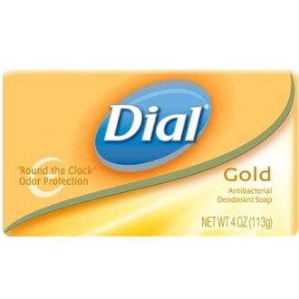 *買一送一*Dial黛亞黃金皂113G*1入《康是美》*購物車請選2*