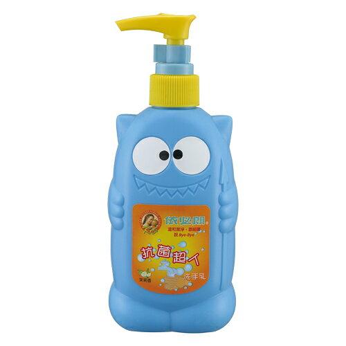*優惠促銷*依必朗抗菌超人洗手乳茉莉香《康是美》