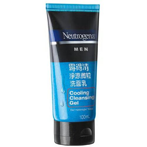 ~ ~Neutrogena露得清淨涼微粒洗面乳~康是美~