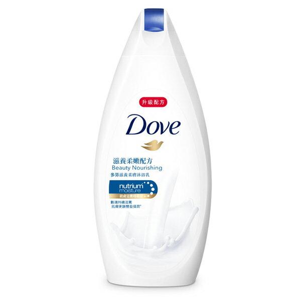 *優惠促銷*多芬滋養柔膚沐浴乳400g《康是美》