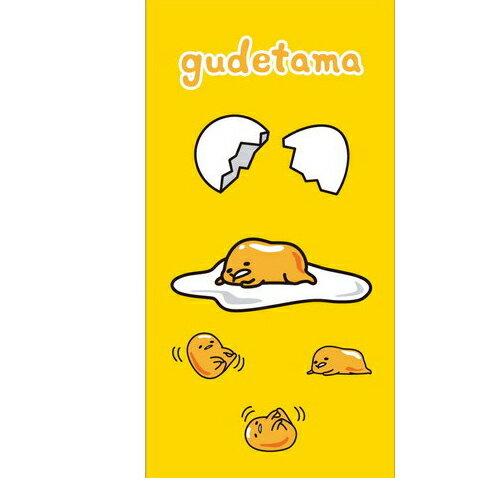 *卡通造型毛巾 2件85折*(實)蛋黃哥印花小毛巾《康是美》