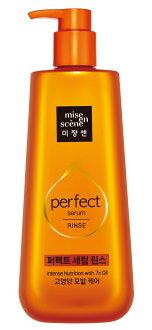 美妝生完美精油潤髮乳530ml《康是美》
