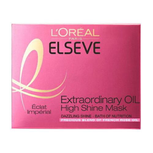 Lorea萊雅金緻護髮精油玫瑰髮膜《康是美》