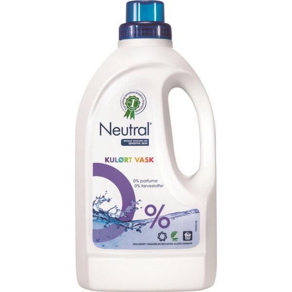*優惠促銷*諾淨低敏濃縮護色洗衣精1.5L《康是美》
