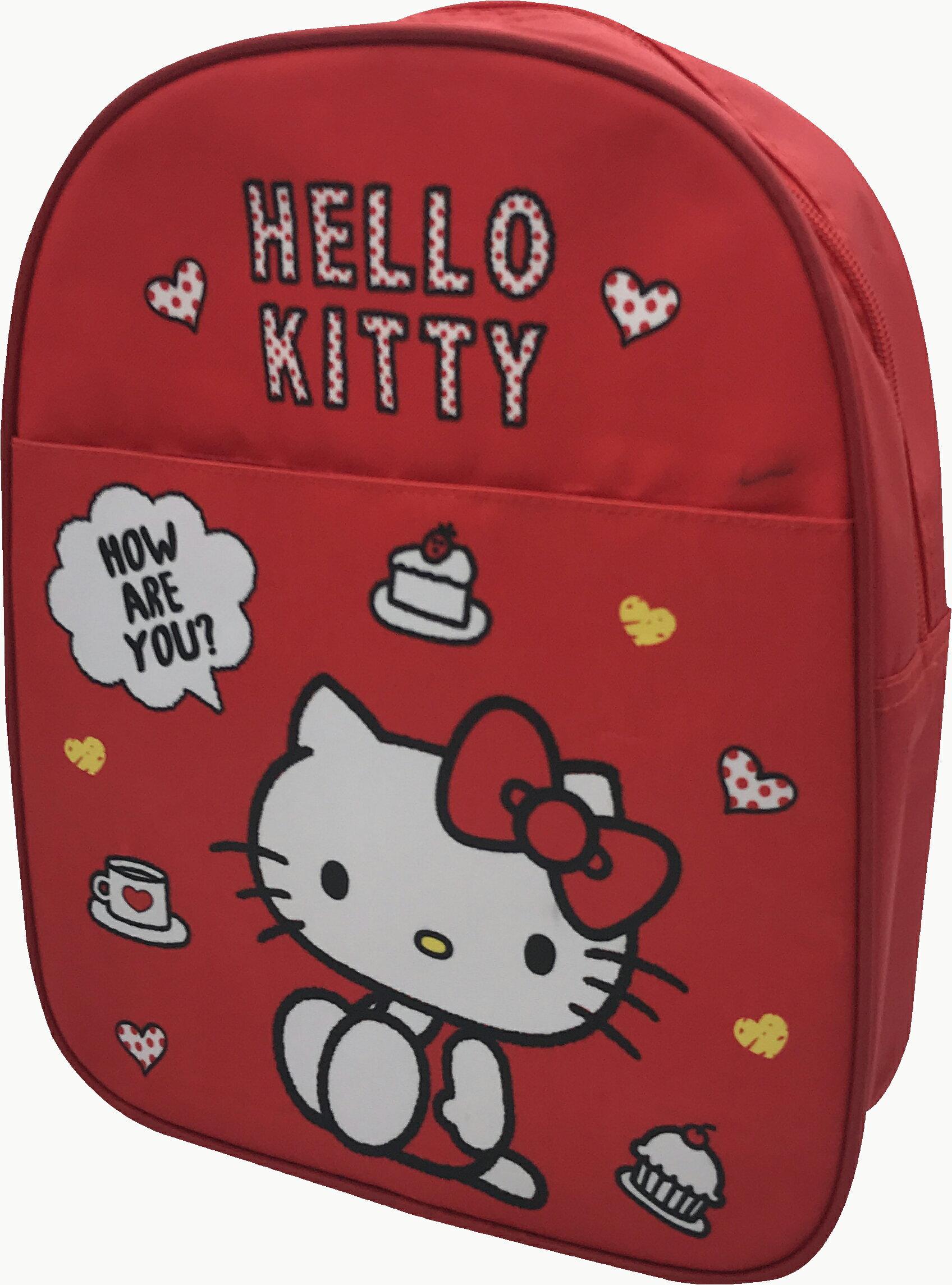 Hello Kitty兒童單層書包