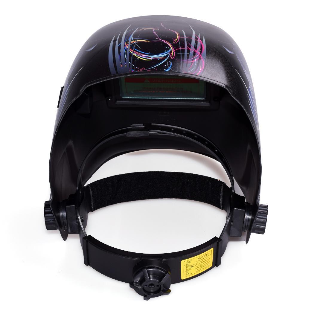 Solar Arc Tig Mig Auto-Darkening Welding Helmet Professional Mask 2
