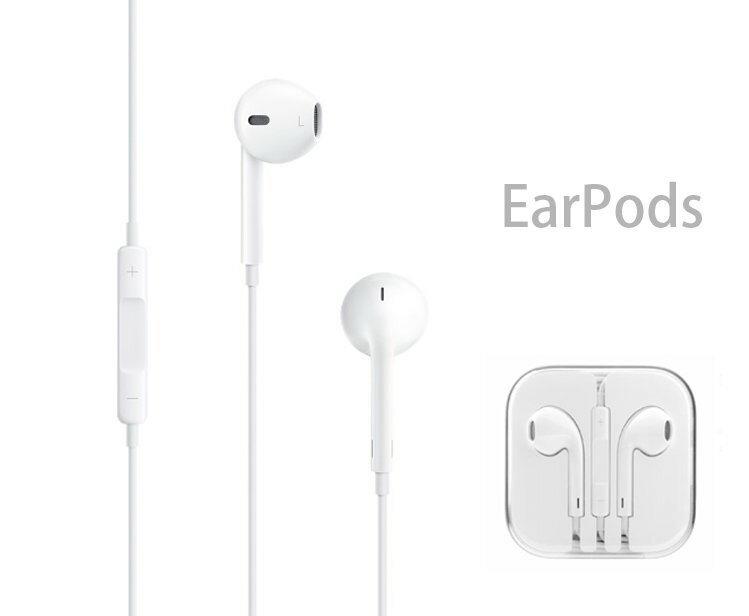Apple EarPods 原廠線控耳機 (裸裝) iphone6/6s/6s+/i5/i5s