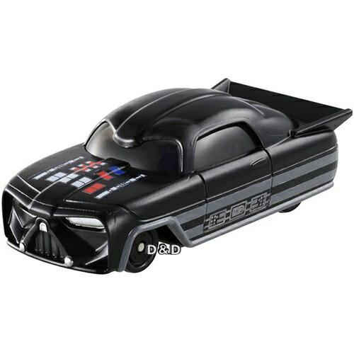 《 TOMICA 》星際大戰 STAR WAR 小車 - SC-01 黑武士