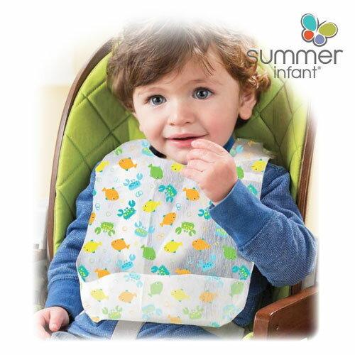 美國【Summer infant】環保拋棄式圍兜(20入) 0