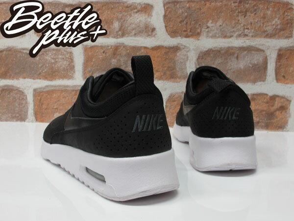 BEETLE WMNS NIKE AIR MAX THEA PRM 黑白 輕量 無縫線 慢跑 女鞋 616723-007 2