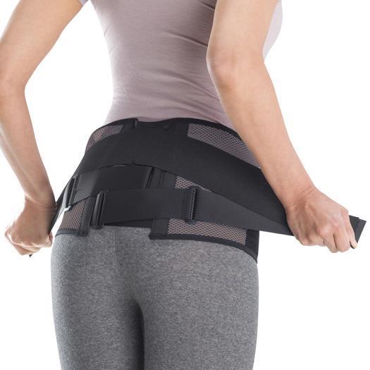 【登瑞體育】MIZUNO 寬版骨盆護腰帶 -C3JKB50205
