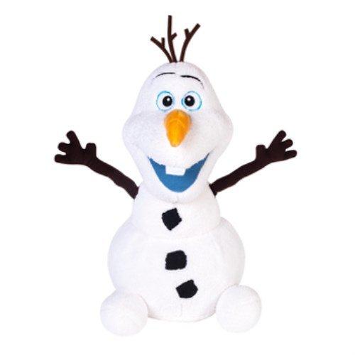 ★衛立兒生活館★美國 Zoobies 迪士尼三合一多功能玩偶毯-雪寶「玩偶+枕頭+毛毯」