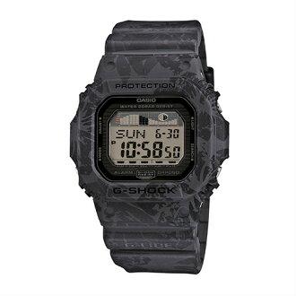 CASIO G-SHOCK GLX-5600F-1質感黑扶桑花腕錶/46*43mm