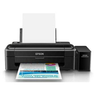 EPSON L310 高速單功能原廠A4彩色連續供墨印表機