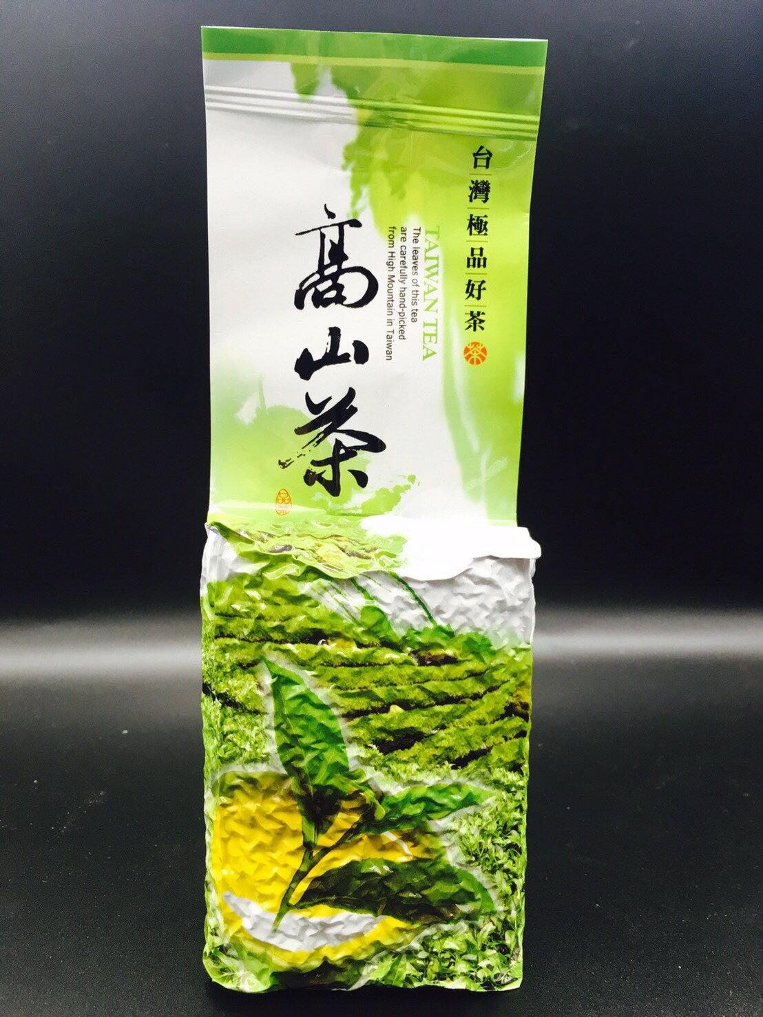 ❤含發票❤ 價❤支持 小農❤南投高山茶 300克❤茶農 阿里山 高山茶 綠茶 烏龍茶 鼎茗
