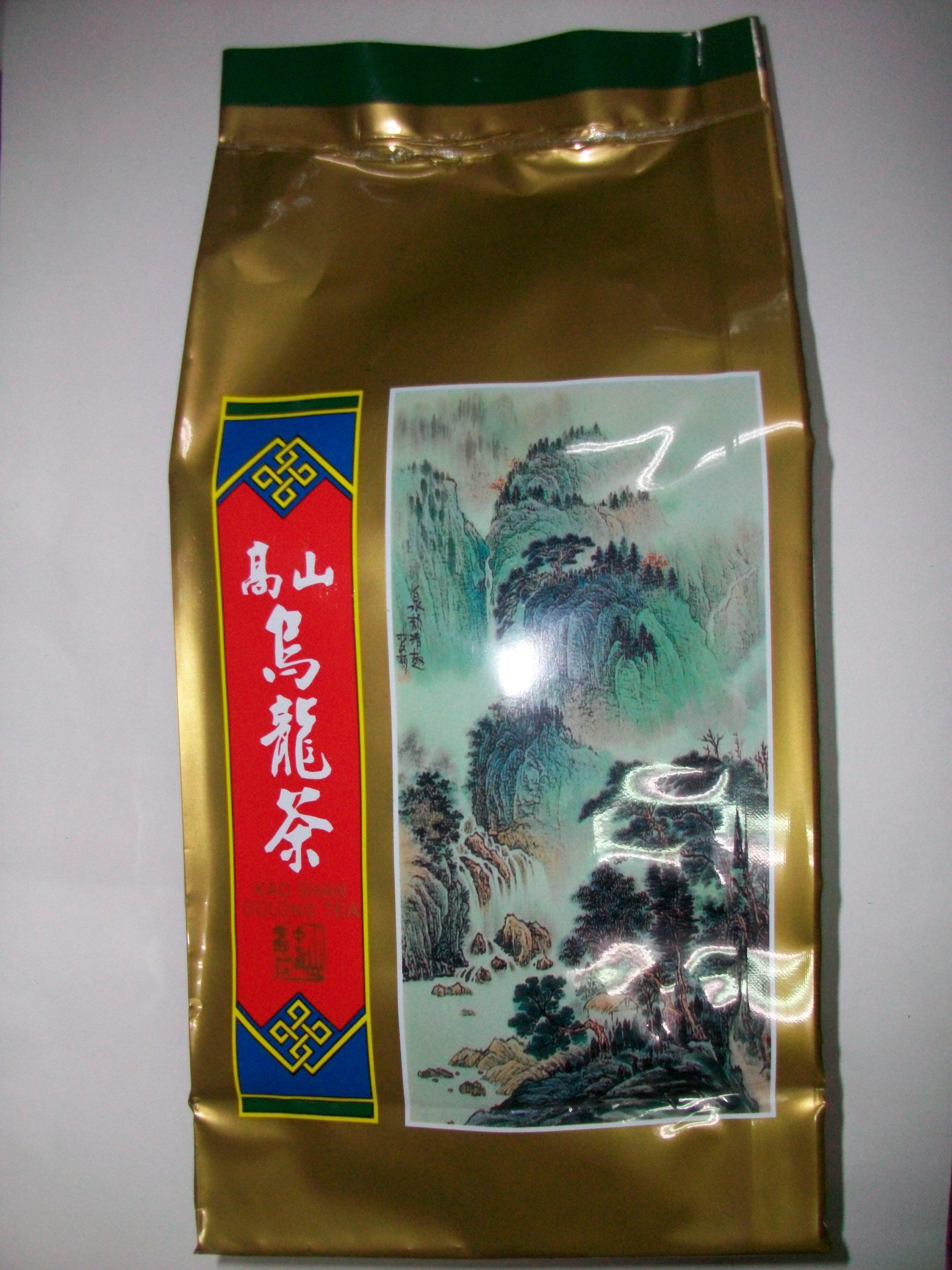 【玄砡茶業】台灣烏龍茶茶枝袋裝(450g)共壹包