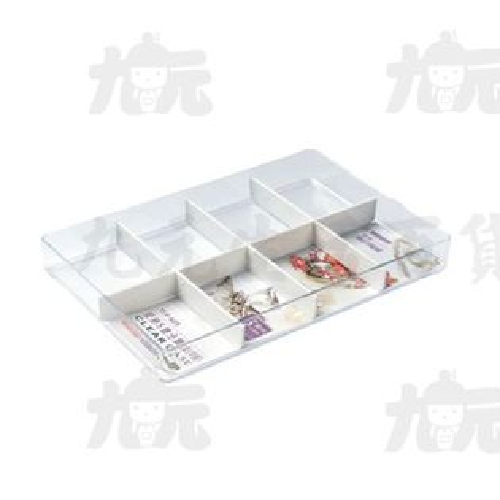 【九元生活百貨】聯府TLV-605安納5號分類盒(8格)置物收納TLV605