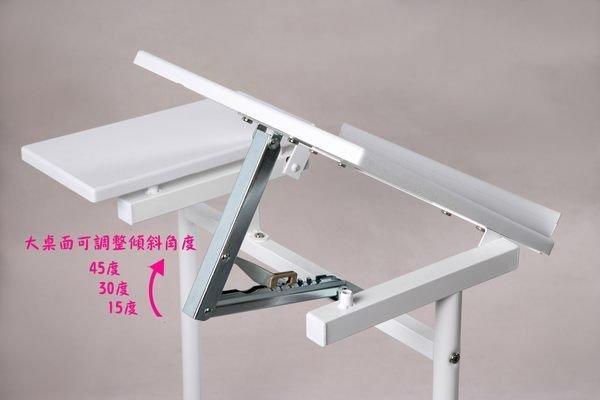 )防潑水筆記型電腦桌 工作桌 NB桌 邊桌 ~下殺出清~【型號PC5060】數量有限