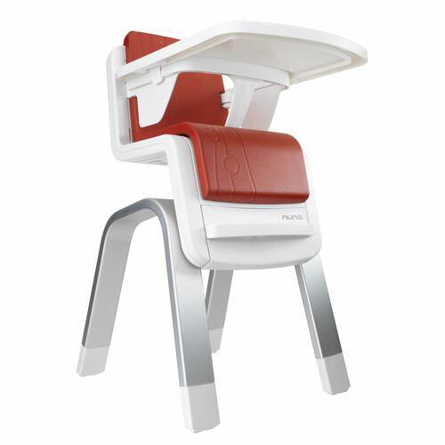 ★衛立兒生活館★Nuna 荷蘭 ZAAZ 高腳椅-紅色贈好禮