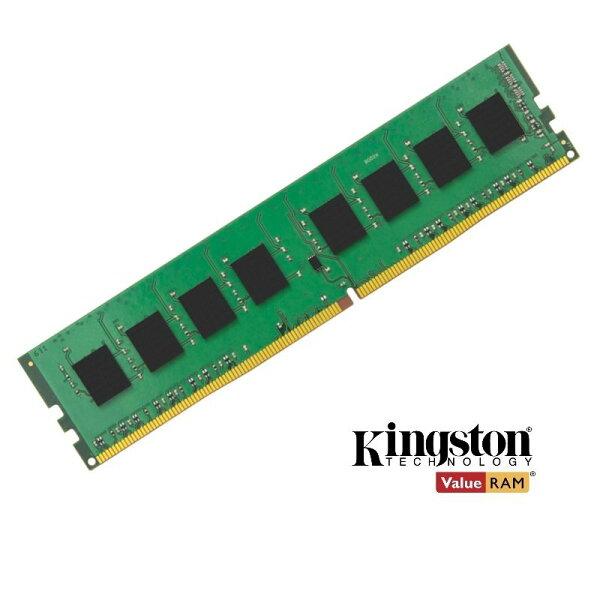【新風尚潮流】 金士頓桌上型記憶體 16g 16gB DDR4-2400 終身保固 KVR24N17D8/16