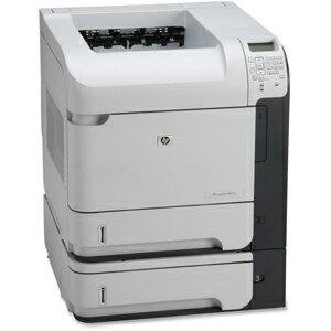HP LaserJet P4015X Laser Printer - Monochrome - 1200 x 1200 dpi Print - Plain Paper Print - Desktop - 52 ppm Mono Print - Letter, Legal, Executive, Statement, Com10 Envelope, Monarch Envelope, Custom Size - 1100 sheets Standard Input Capacity - 225000 Dut 3