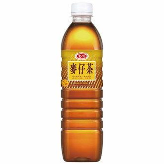 愛之味 麥仔茶 590ml