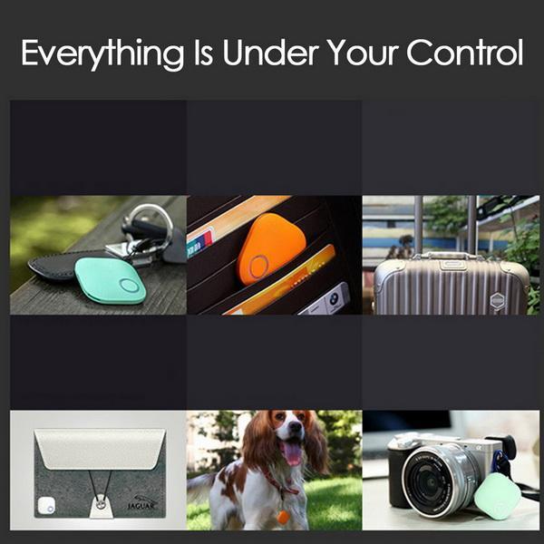 Key/Wallet/Item Finder GPS Smartphone Anti-Lost Bluetooth Tracker 4