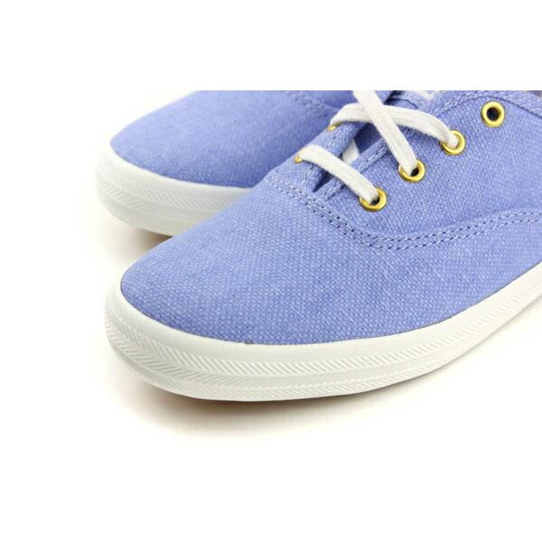 Keds CHAMPION CHALKY CANVAS 帆布鞋 粉藍 女鞋 9182W122460 no286 5