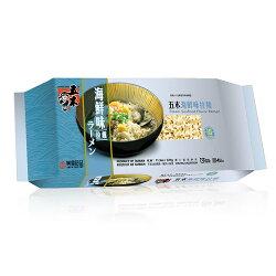 五木 海鮮味拉麵 321g