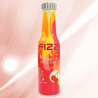 美國Topco《 FIZZ 可樂瓶汽水香潤滑液 》櫻桃口味
