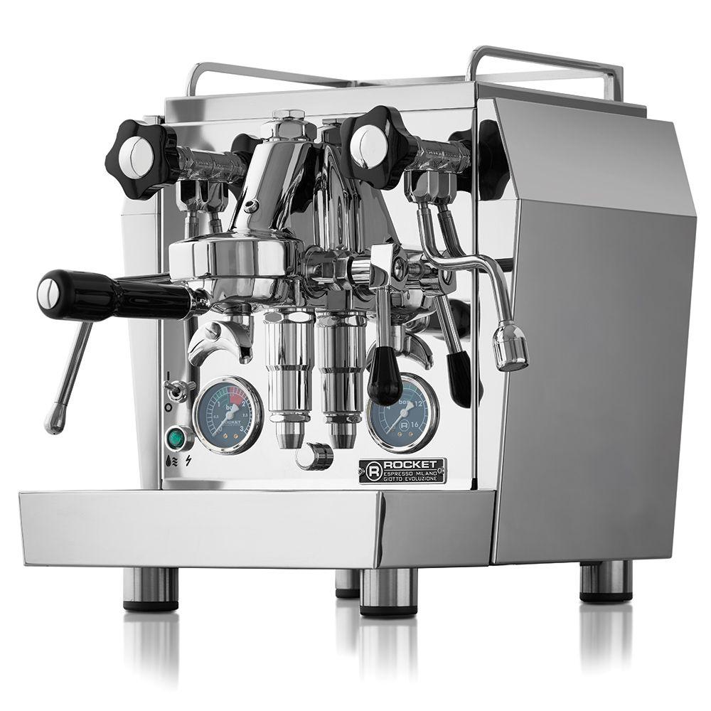 金時代書香咖啡 Rocket Espresso 半自動咖啡機 Giotto Evoluzi