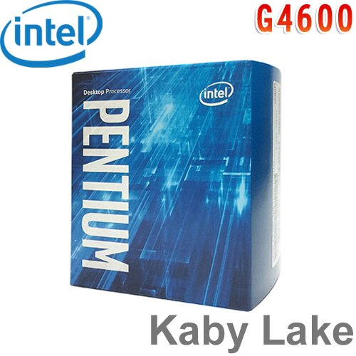 Intel英特爾 Pentium G4600 處理器