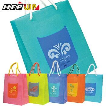 HFPWP B5手提袋 PP環保無毒防水塑膠 台灣製 BEL317 / 個