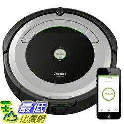 [106美國直購] iRobot Roomba 690 Robot Vacuum with Wi-Fi Connectivity 吸塵器機器人