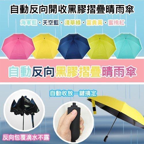 自動反向傘義大利品牌抗UV陽傘自動摺疊雨傘雨傘抗強風自動傘防風傘摺疊傘折疊傘遮陽防曬
