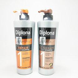 【小資屋】德國Diplona Profi 專業級洗髮乳600ml效期:2020.10