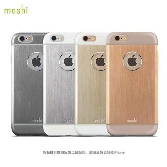 moshi iGlaze armour APPLE iPhone 6 plus(5.5吋) 超薄 鋁製 保護背殼 背蓋