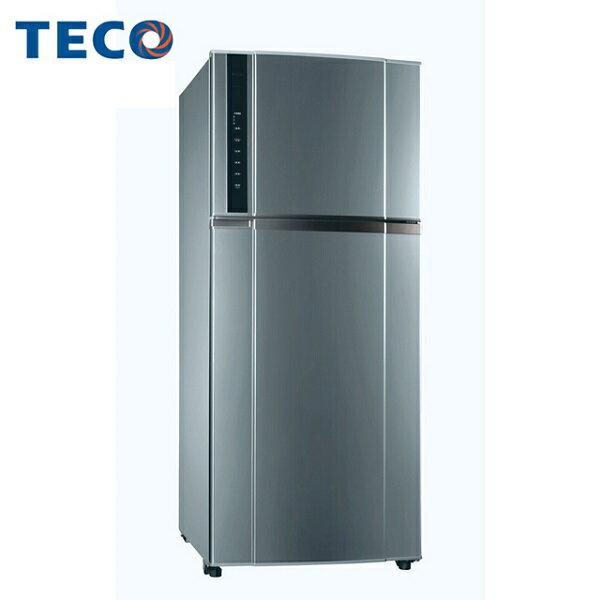 【領券95折無上限】東元 TECO  R5172XHK  508L 變頻雙門冰箱