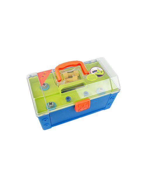 【淘氣寶寶】 建築師工具箱 Battat 1